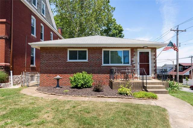 6001 Columbia Avenue, St Louis, MO 63139 (#21041424) :: Realty Executives, Fort Leonard Wood LLC
