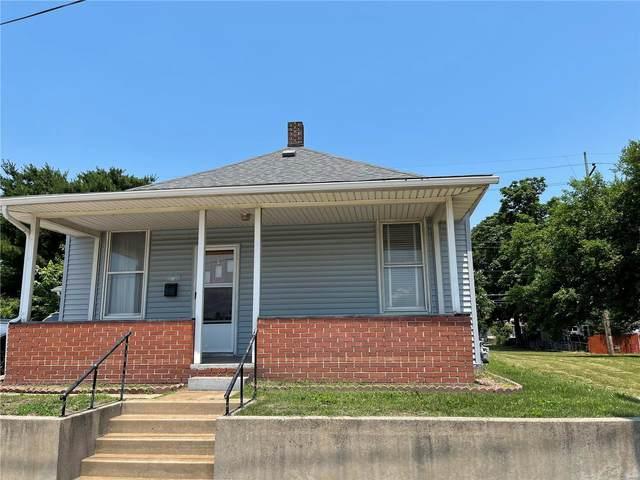 3110 W 20th Street, Granite City, IL 62040 (#21041425) :: Jeremy Schneider Real Estate