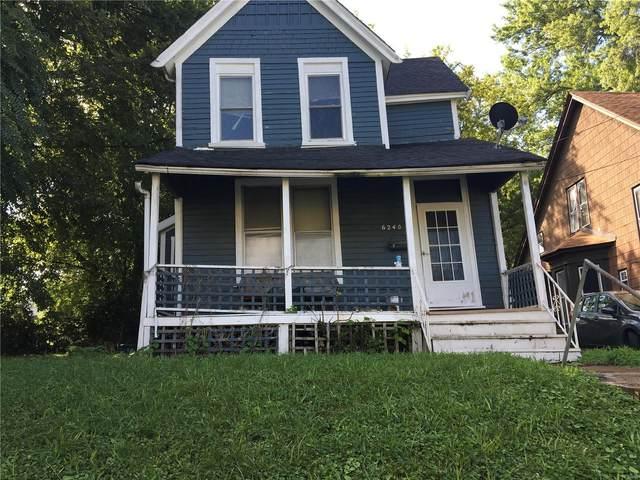6240 Famous Avenue, St Louis, MO 63139 (#21041427) :: Hartmann Realtors Inc.