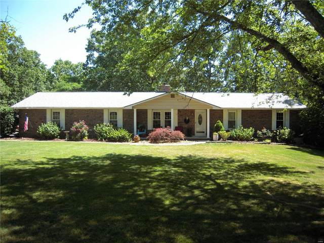 1406 Liberty Drive, Rolla, MO 65401 (#21041432) :: Jeremy Schneider Real Estate