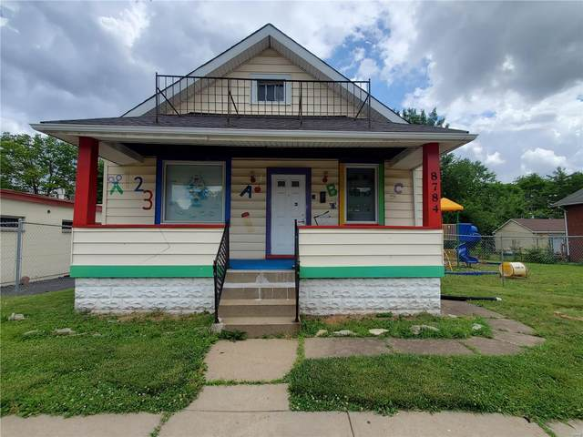 8784 N Broadway, St Louis, MO 63147 (#21041435) :: Kelly Hager Group | TdD Premier Real Estate