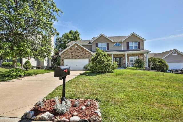 977 Lafayette Landing Court, Saint Charles, MO 63303 (#21041459) :: Matt Smith Real Estate Group