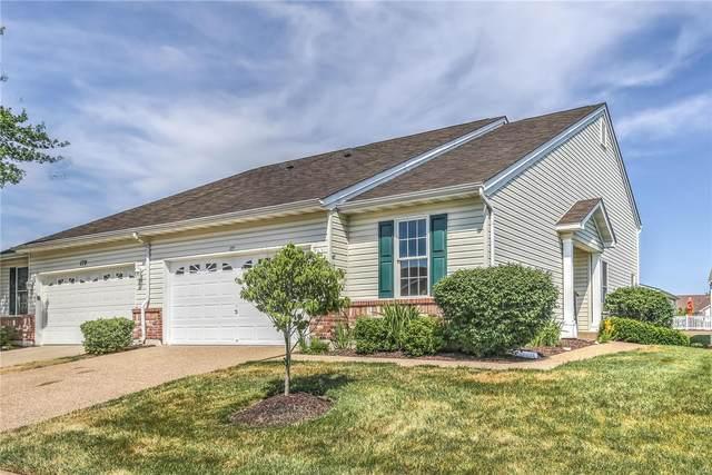 177 Silo View Drive, Wentzville, MO 63385 (#21041479) :: Matt Smith Real Estate Group