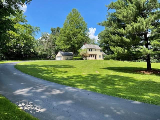 2805 N Geyer, St Louis, MO 63131 (#21041482) :: Kelly Hager Group | TdD Premier Real Estate