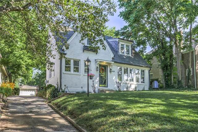 1439 Rankin Drive, St Louis, MO 63117 (#21041488) :: Kelly Hager Group | TdD Premier Real Estate