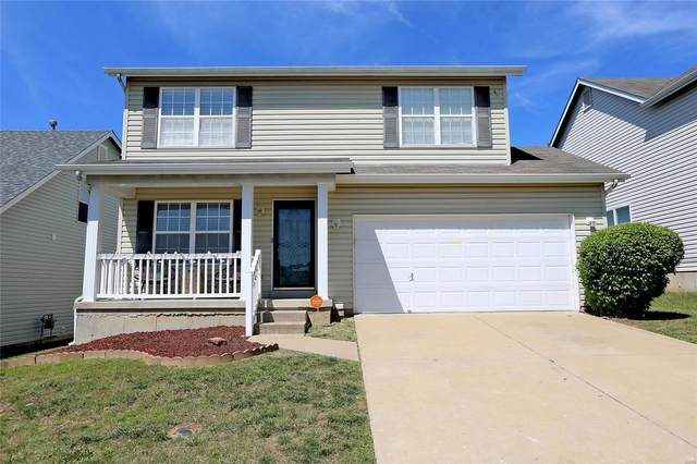 153 Behlmann Meadows Way, Florissant, MO 63034 (#21041490) :: The Becky O'Neill Power Home Selling Team