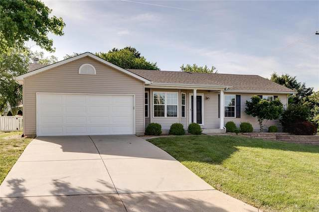 2620 Stillwater Drive, O'Fallon, MO 63368 (#21041504) :: Kelly Hager Group | TdD Premier Real Estate