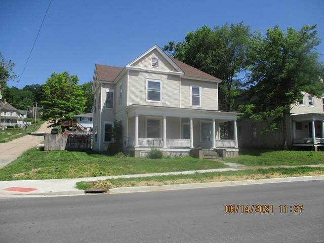 1115 Georgia, Louisiana, MO 63353 (#21041518) :: Jeremy Schneider Real Estate