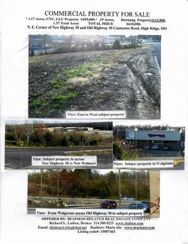 2701 New Highway 30 Hwy, High Ridge, MO 63049 (#21041525) :: Hartmann Realtors Inc.
