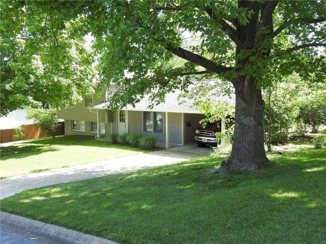 50 Laird Avenue, Rolla, MO 65401 (#21041545) :: Realty Executives, Fort Leonard Wood LLC