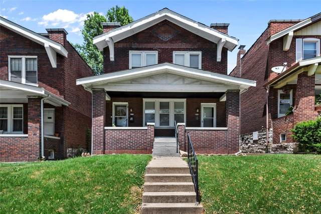 5237 Sutherland Avenue, St Louis, MO 63109 (#21041562) :: Reconnect Real Estate