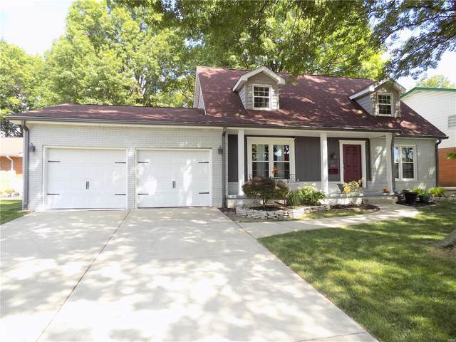 3312 Harvard Place, Granite City, IL 62040 (#21041568) :: Parson Realty Group
