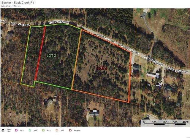 0 Buck Creek Road, Festus, MO 63028 (#21041570) :: Reconnect Real Estate