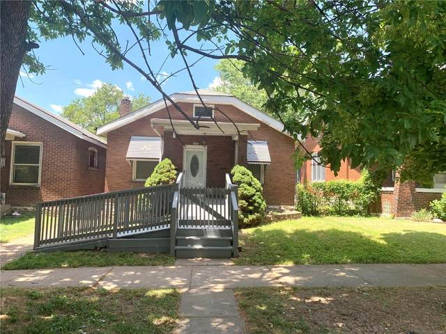 4319 S 38th, St Louis, MO 63116 (#21041572) :: Clarity Street Realty