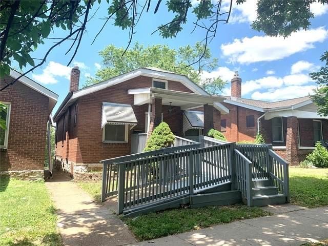 4319 S 38th, St Louis, MO 63116 (#21041572) :: Matt Smith Real Estate Group