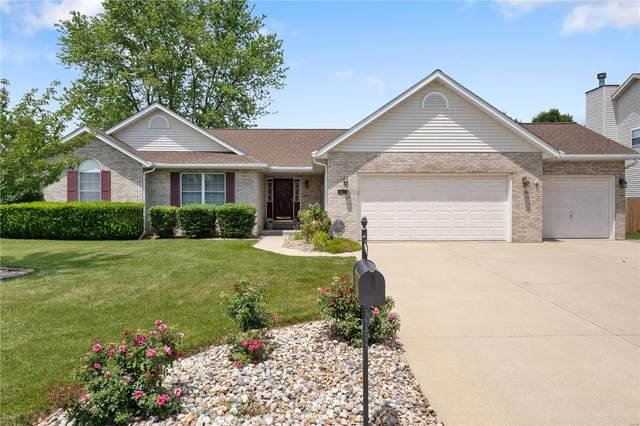 947 Millikin, Fairview Heights, IL 62208 (#21041582) :: Fusion Realty, LLC