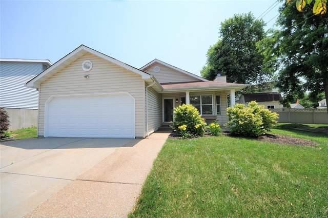 210 Geranium Drive, O'Fallon, MO 63366 (#21041587) :: Kelly Hager Group   TdD Premier Real Estate