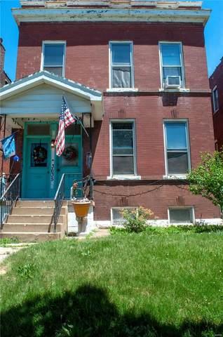 3635 Liermann Avenue, St Louis, MO 63116 (#21041610) :: Parson Realty Group
