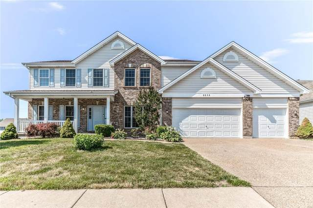 1546 River Birch Drive, Saint Peters, MO 63376 (#21041647) :: Jenna Davis Homes LLC