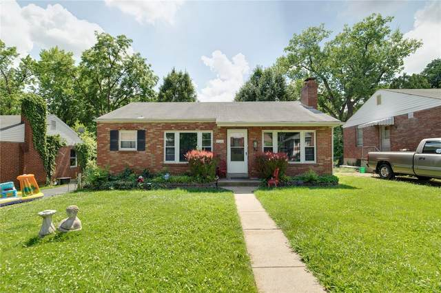 7532 Norwalk, St Louis, MO 63121 (#21041676) :: Parson Realty Group