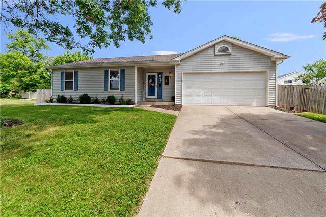 910 W Woolwick Court, Saint Charles, MO 63304 (#21041682) :: St. Louis Finest Homes Realty Group