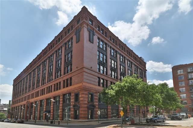 1520 Washington Avenue #207, St Louis, MO 63103 (#21041695) :: Clarity Street Realty