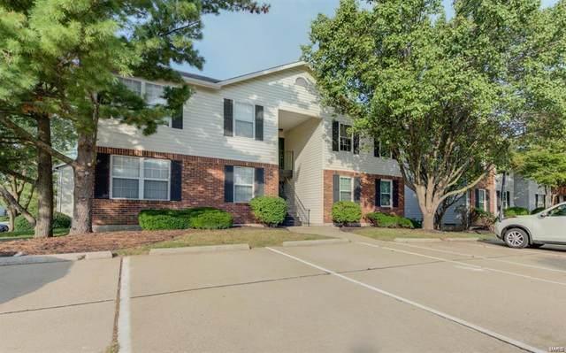 1507 Surrey Lane D, Saint Peters, MO 63304 (#21041703) :: Kelly Hager Group   TdD Premier Real Estate