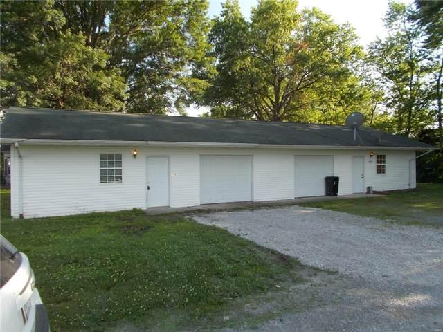 654 Pine Street, TILDEN, IL 62292 (#21041705) :: Delhougne Realty Group