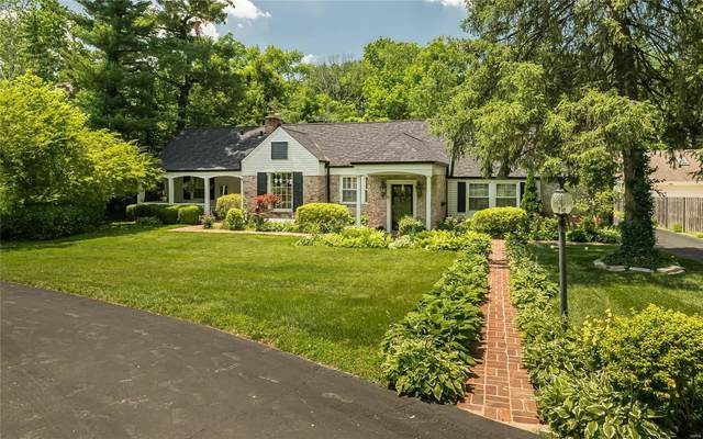 5 Conway Lane, Ladue, MO 63124 (#21041715) :: Kelly Hager Group | TdD Premier Real Estate