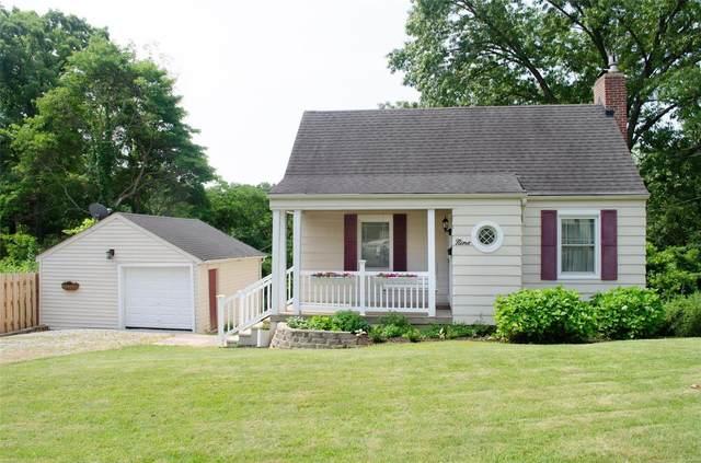 9 Windsor Drive, Belleville, IL 62223 (#21041726) :: Century 21 Advantage