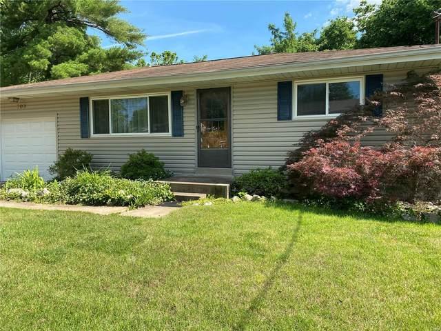 704 Idaho, Arnold, MO 63010 (#21041744) :: Matt Smith Real Estate Group