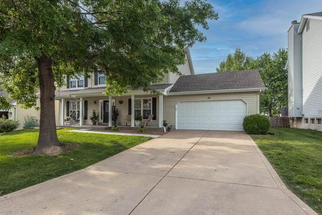 32 Coach Line Drive, O'Fallon, MO 63368 (#21041754) :: Kelly Hager Group | TdD Premier Real Estate