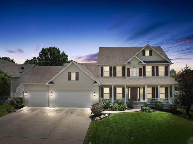 540 Legacy Pointe Dr., Saint Peters, MO 63376 (#21041755) :: St. Louis Finest Homes Realty Group
