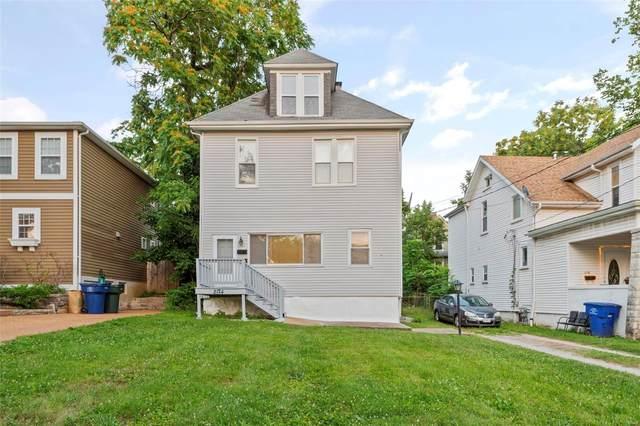 2124 Forest Avenue, St Louis, MO 63139 (#21041765) :: Jeremy Schneider Real Estate