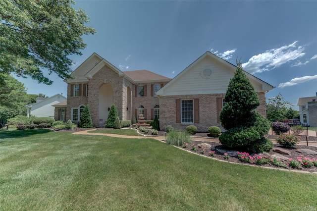 316 Pine Bend Drive, Wildwood, MO 63005 (#21041787) :: Matt Smith Real Estate Group