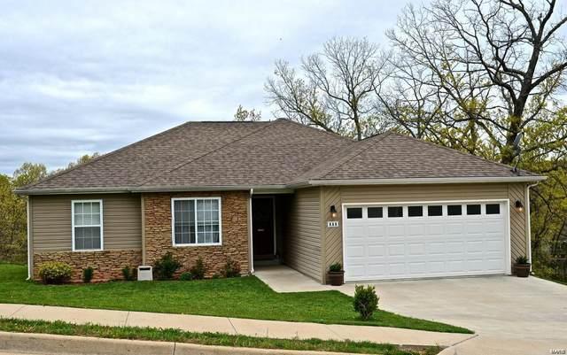 111 Lakeview, Saint Robert, MO 65584 (#21041790) :: Matt Smith Real Estate Group