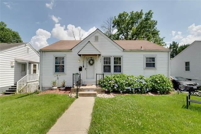 5356 Colton, St Louis, MO 63121 (#21041801) :: PalmerHouse Properties LLC
