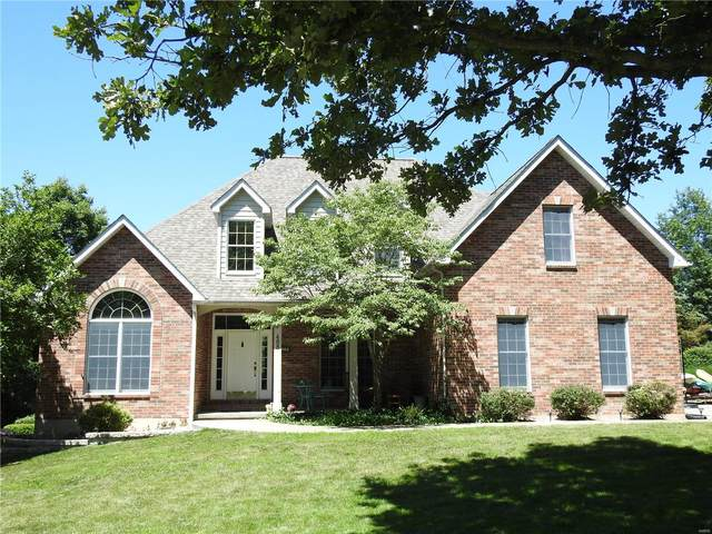 488 Countryside Drive, Rolla, MO 65401 (#21041802) :: Parson Realty Group