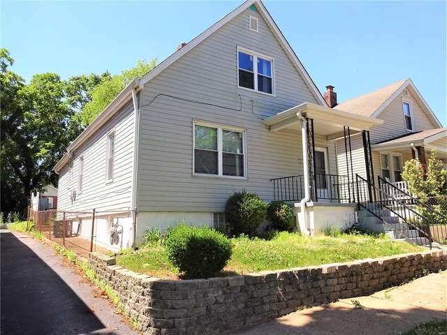 5834 Victoria Avenue, St Louis, MO 63110 (#21041813) :: Hartmann Realtors Inc.