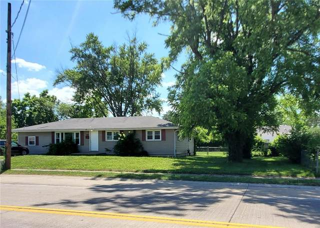 611 S 1st, Pacific, MO 63069 (#21041859) :: Jeremy Schneider Real Estate
