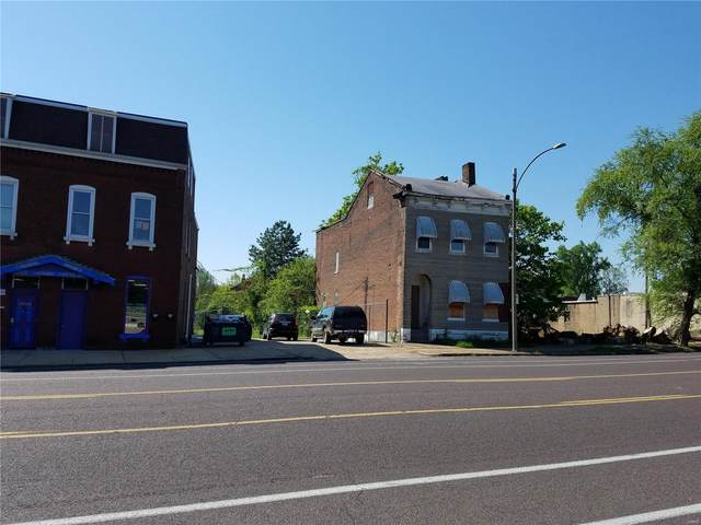 3618 S Broadway, St Louis, MO 63118 (#21041862) :: Parson Realty Group