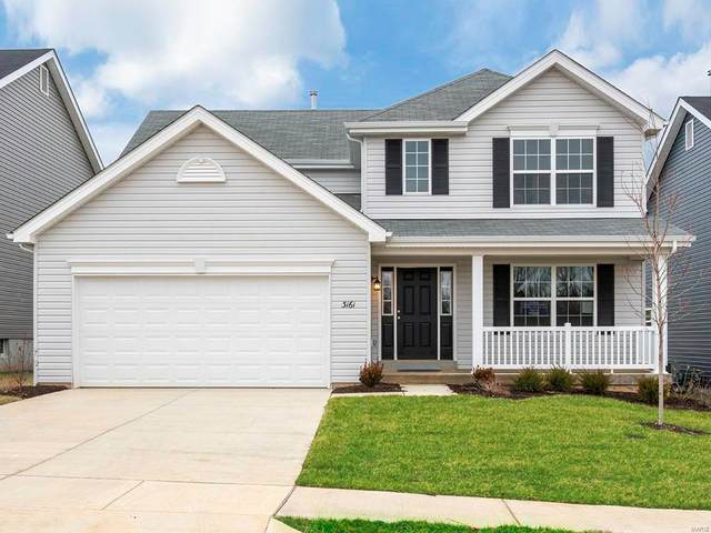 2649 Winding Valley Drive, Fenton, MO 63026 (#21041876) :: Parson Realty Group