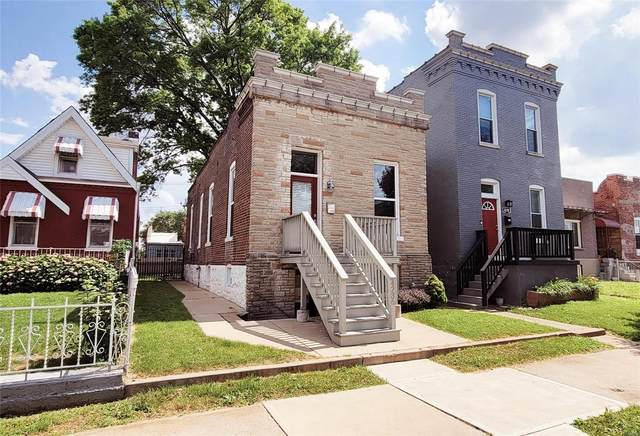 4236 Swan Avenue, St Louis, MO 63110 (#21041888) :: Matt Smith Real Estate Group