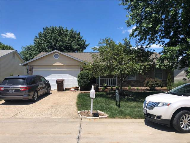 8 Eagles Glen Ct, Saint Peters, MO 63376 (#21041903) :: Kelly Hager Group   TdD Premier Real Estate