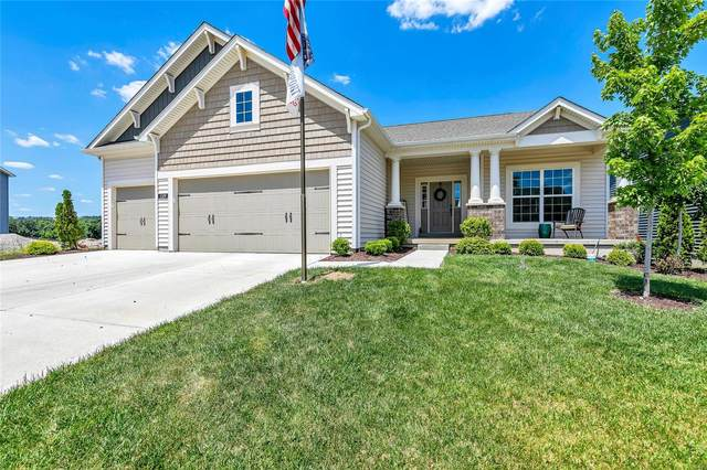 1319 Bloomfield Drive, Eureka, MO 63025 (#21041908) :: Parson Realty Group
