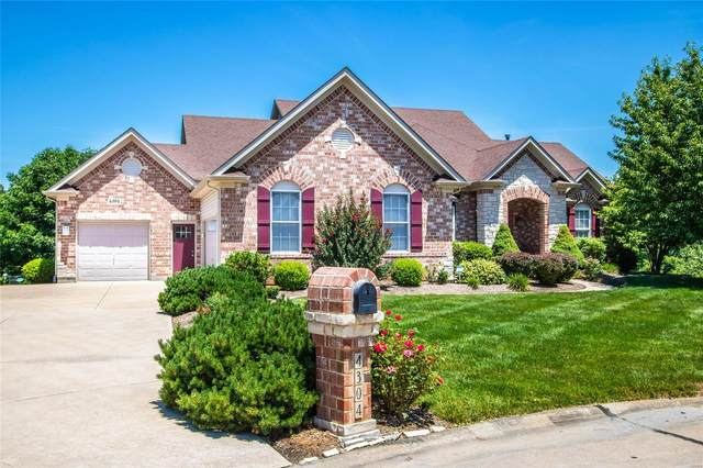 4304 Austin Pass Court, Saint Charles, MO 63304 (#21041925) :: The Becky O'Neill Power Home Selling Team