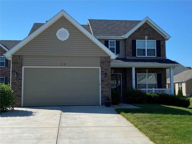 310 Hollowgate, Lake St Louis, MO 63367 (#21041936) :: Jeremy Schneider Real Estate