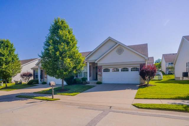 1534 Cattail, Saint Charles, MO 63303 (#21041956) :: Clarity Street Realty