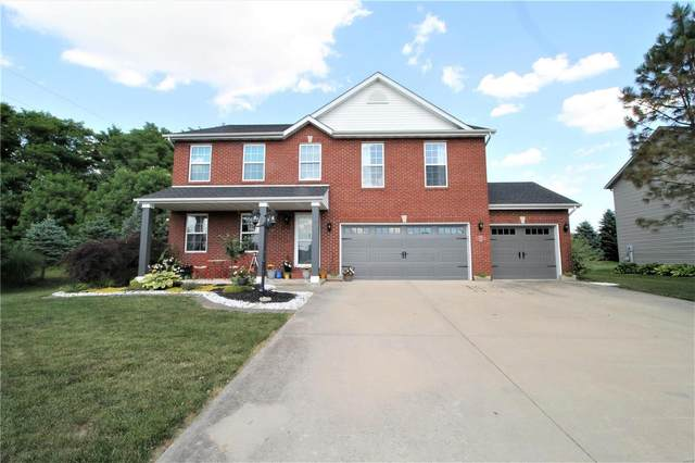 3514 Vicksburg, Edwardsville, IL 62025 (#21041976) :: Walker Real Estate Team