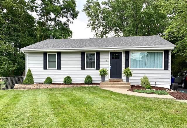 69 Vesper, Ellisville, MO 63011 (#21041981) :: The Becky O'Neill Power Home Selling Team
